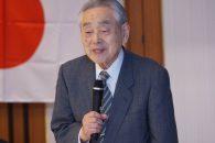 閉会の辞を行う竹田五郎副会長